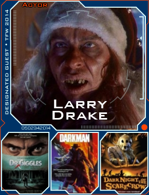 larry drake died