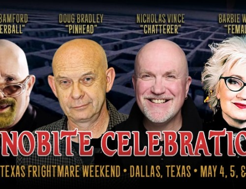 It's a Cenobite Celebration!