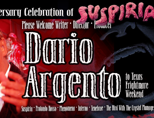 SUSPIRIA 40th Anniversary Celebration: Argento, Casini & Magnolfi