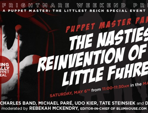 Puppet Master Panel!