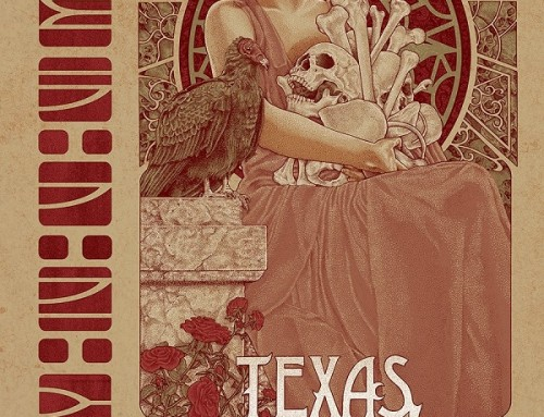 PRE-ORDER: Official Texas Frightmare Weekend 2018 Poster AND Pint Glasses