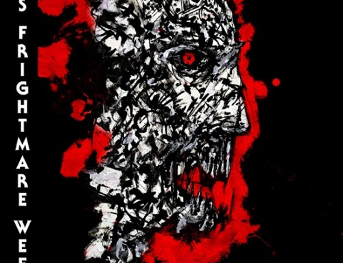 Texas Frightmare Weekend Reveals Official 2018 Clive Barker T-Shirt Art