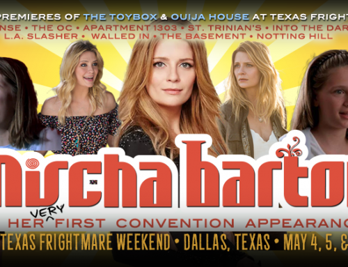 Mischa Barton to Make First Ever Convention Appearance at Texas Frightmare Weekend