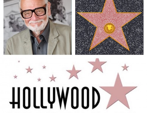 GEORGE A. ROMERO Hollywood Walk of Fame Star Ceremony on October 25,2018