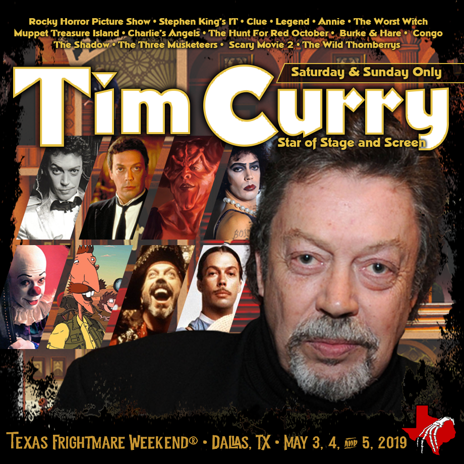 The 14th Annual Texas Frightmare Weekend