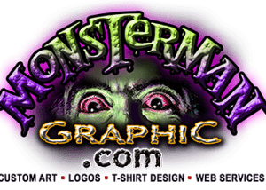 Monster Man Graphic