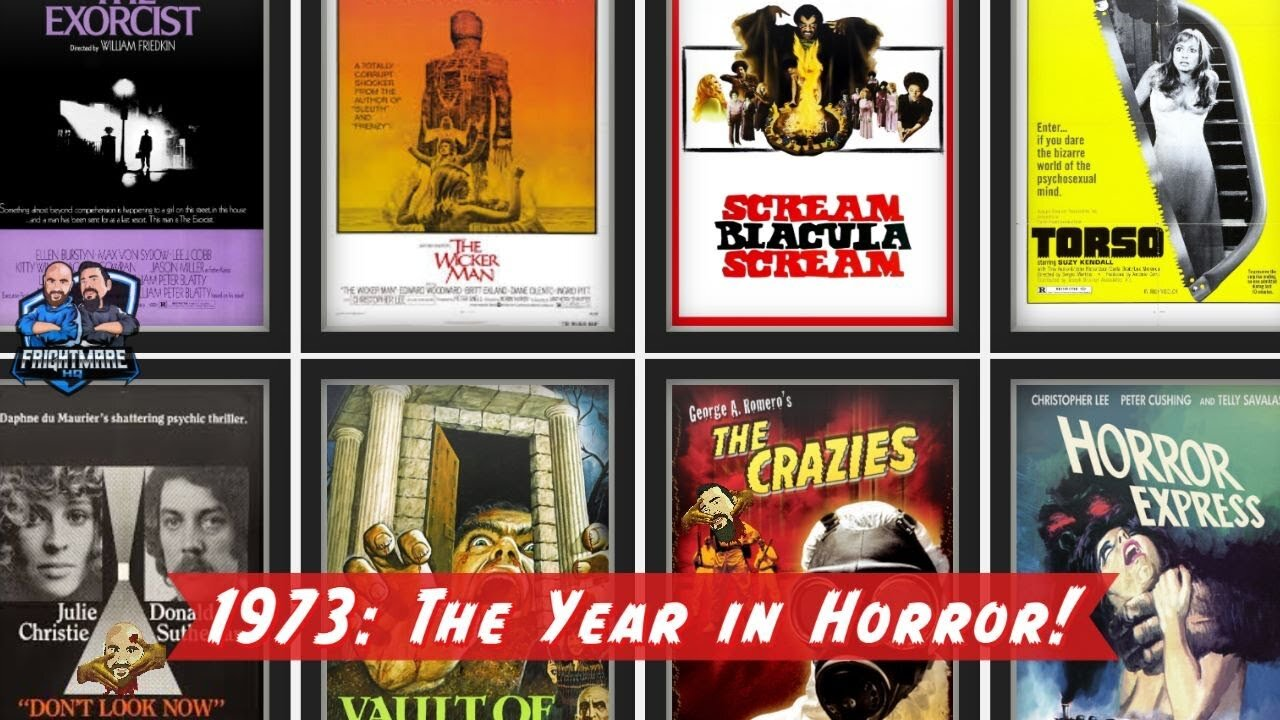1973: The Year in Horror Movies!