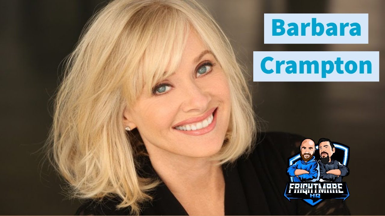 Barbara Crampton Live! Re-Animator, From Beyond, Chopping Mall and You're Next
