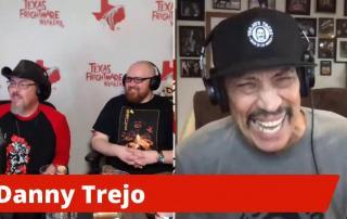 Danny Trejo, Bill Moseley, Tom Savini Tony Tony Todd Interviewed