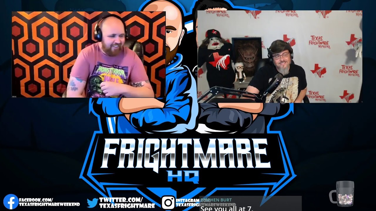 Dee Wallace on Frightmare HQ