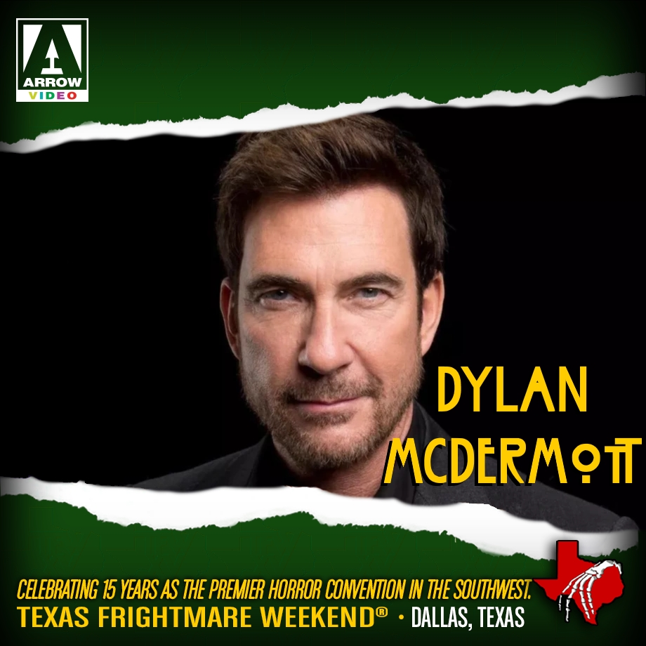 Dylan McDermott-Friday and Saturday Only